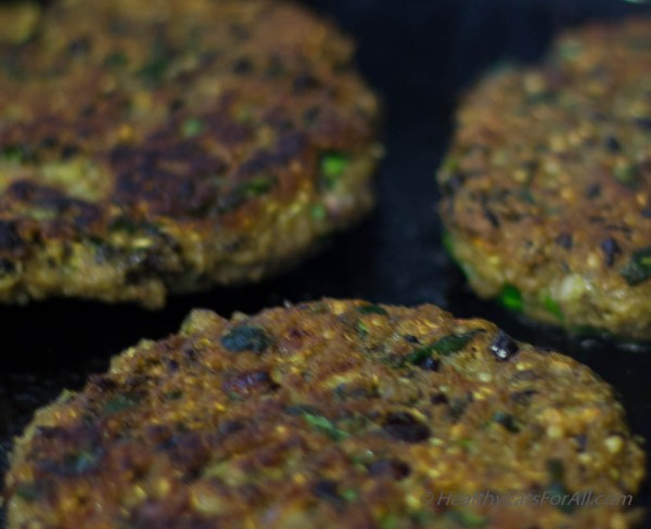 Cooked Patties