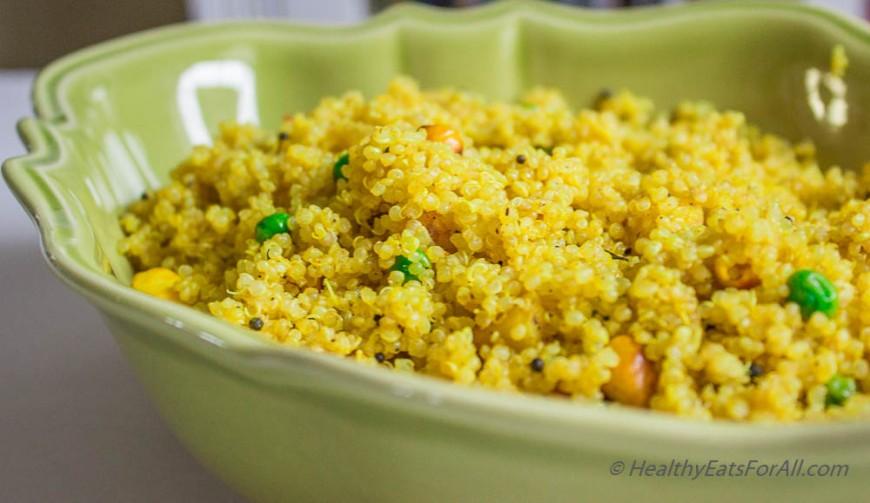 Quinoa Pohe-10