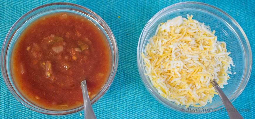 Chicken Burrito bowl-12