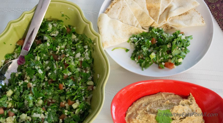 Tabbouleh Salad-8