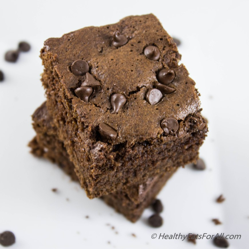 Protein Brownie-13