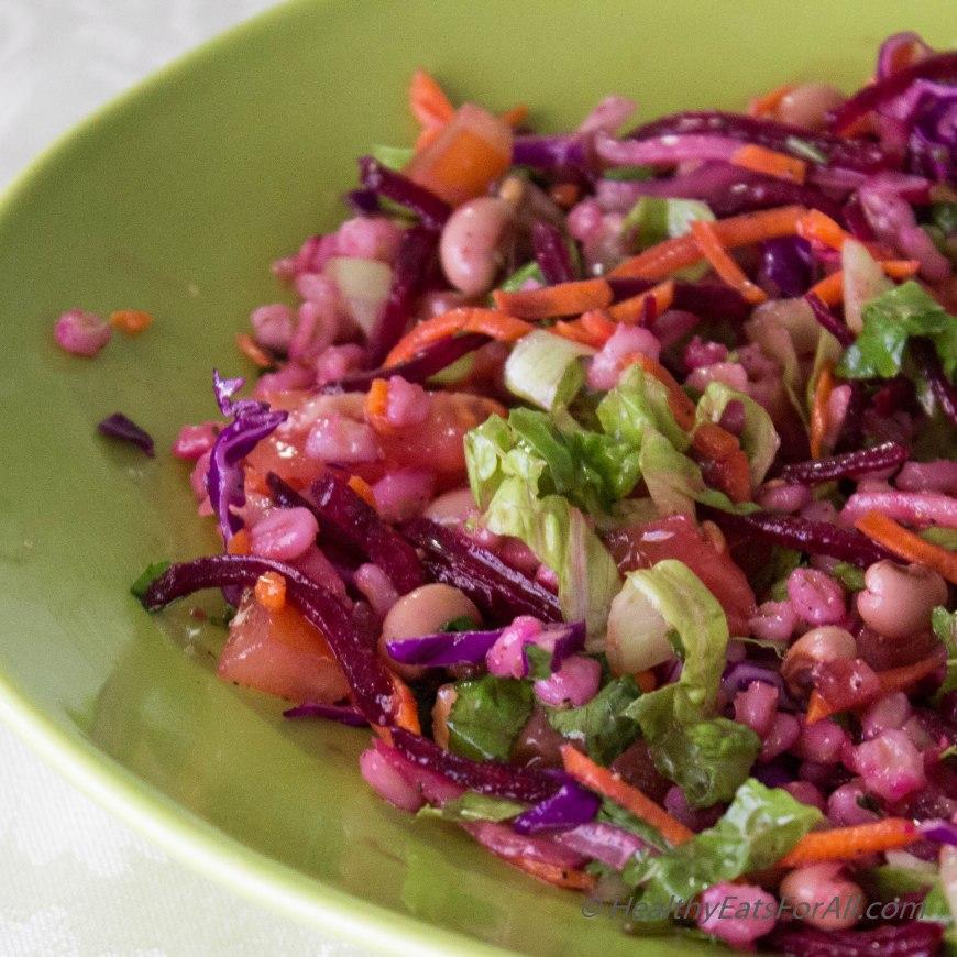 Rainbow Salad-10