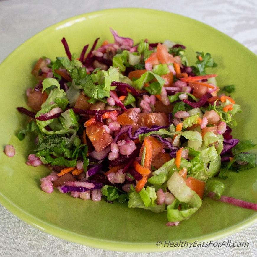 Rainbow Salad-12