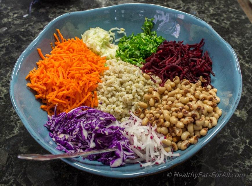 Rainbow Salad-4
