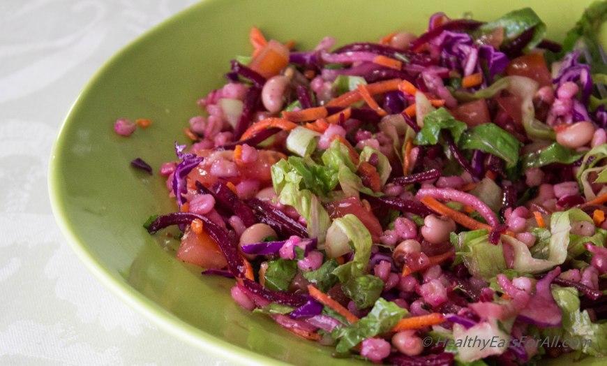 Rainbow Salad-9