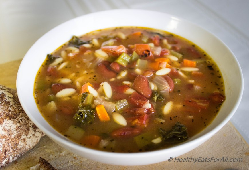 Minestrone Soup-6