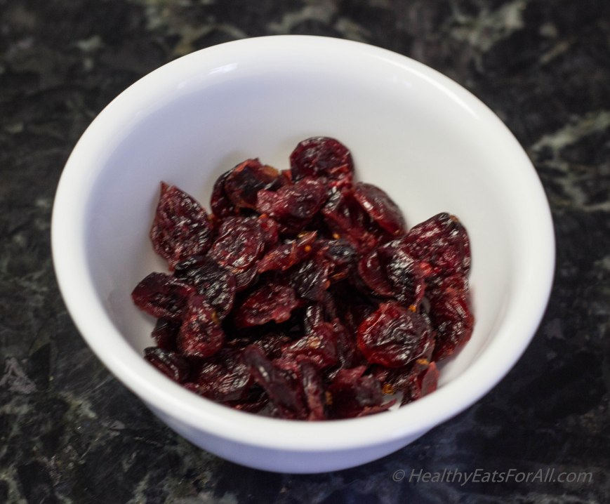 Almond Cranberry Granola-13