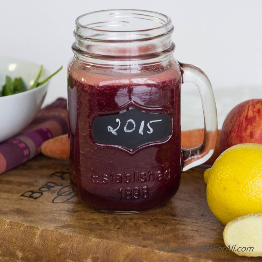 Beetroot and Carrot Super-Drink-13