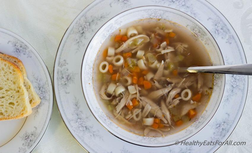 Chicken Noodle Soup-18a