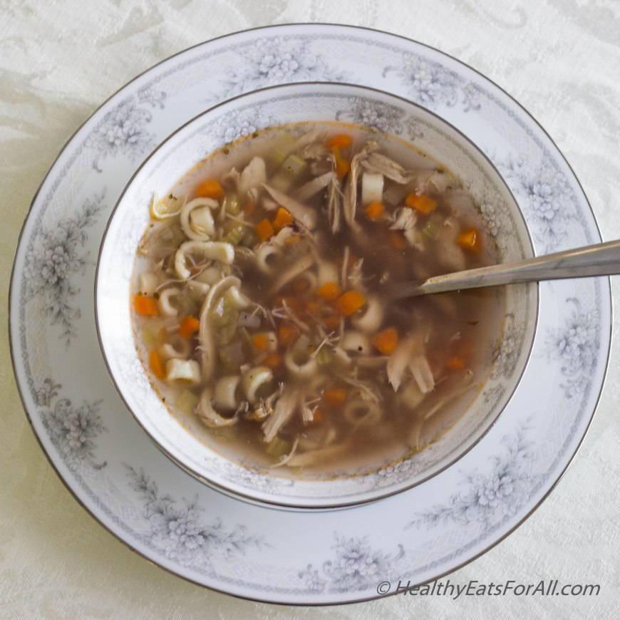 Chicken Noodle Soup-19
