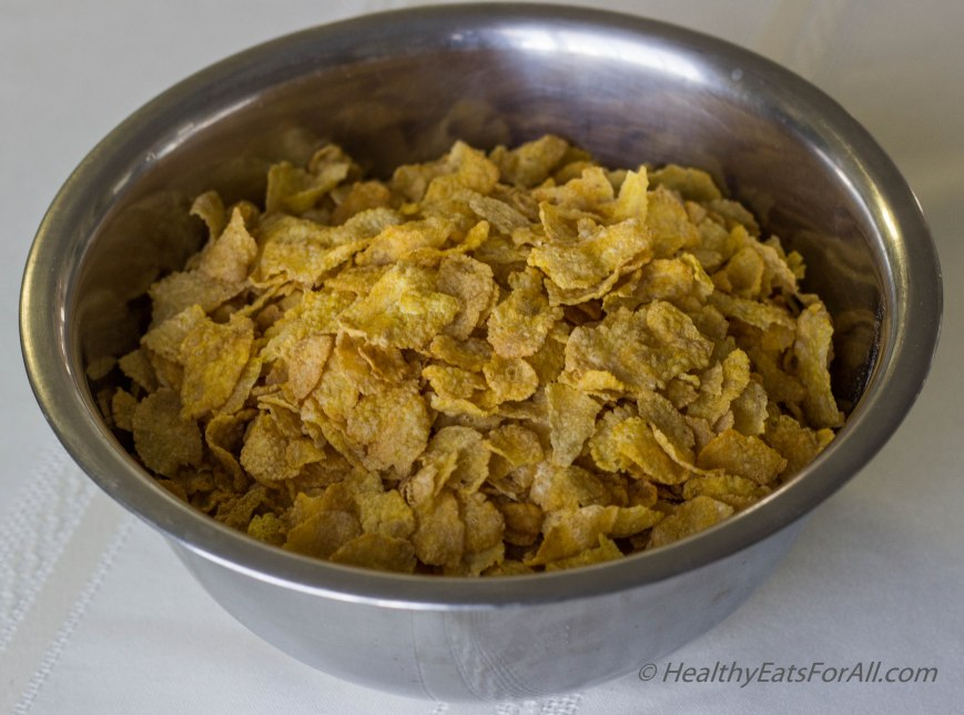 Homemade Honey Bunches of Oats cereal-7