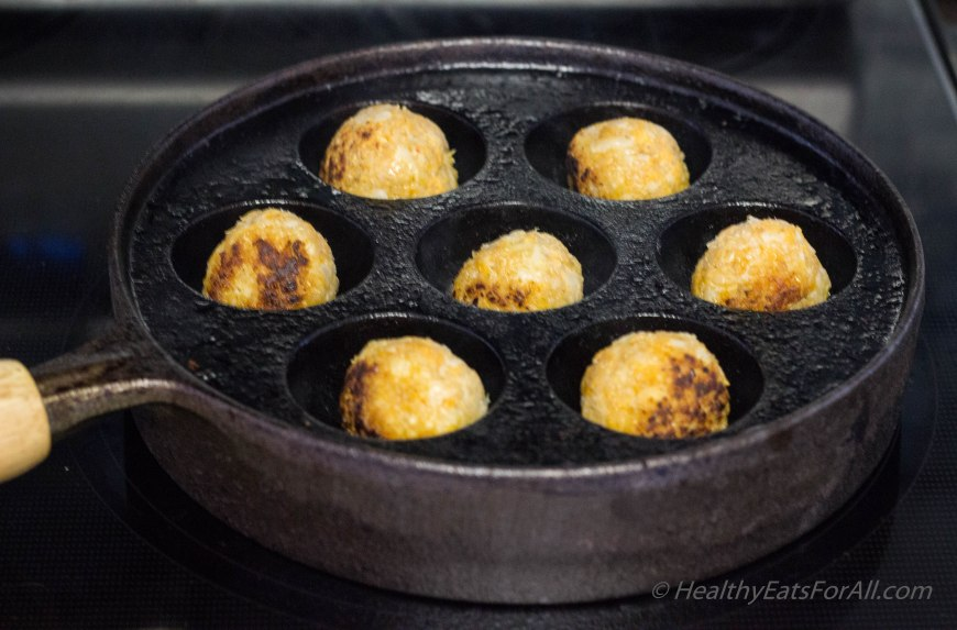 Quinoa and Cauliflower Buffalo Bites-23