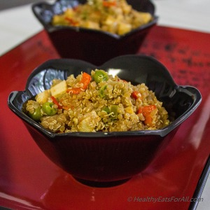Quinoa Tofu Fried Rice Style-3a