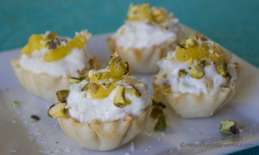 Pineapple Pistachio Yogurt Bites-4