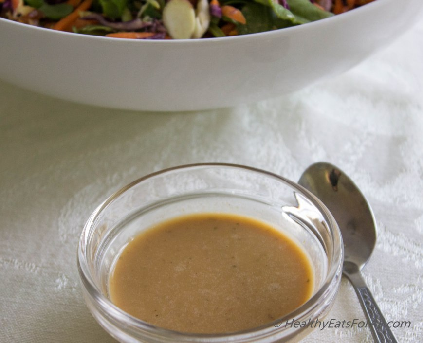 Super Green Salad with Spicy Peanut Dressing-9