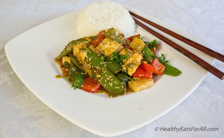 Spicy Hunan Tofu-1