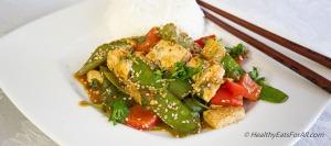 Spicy Hunan Tofu-2a