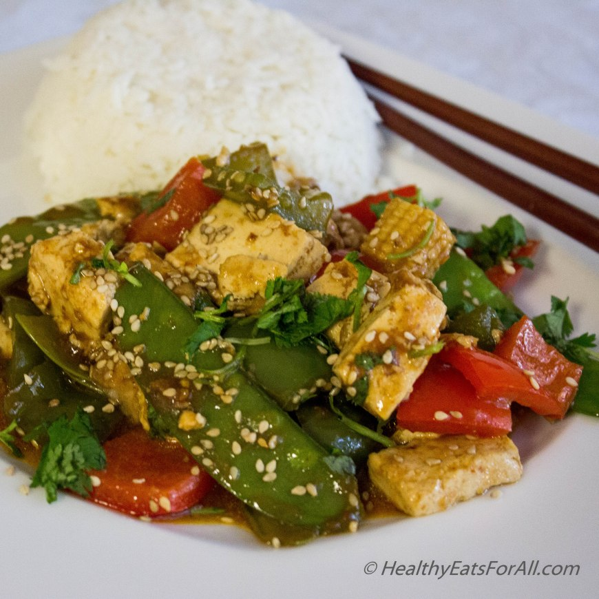 Spicy Hunan Tofu-4