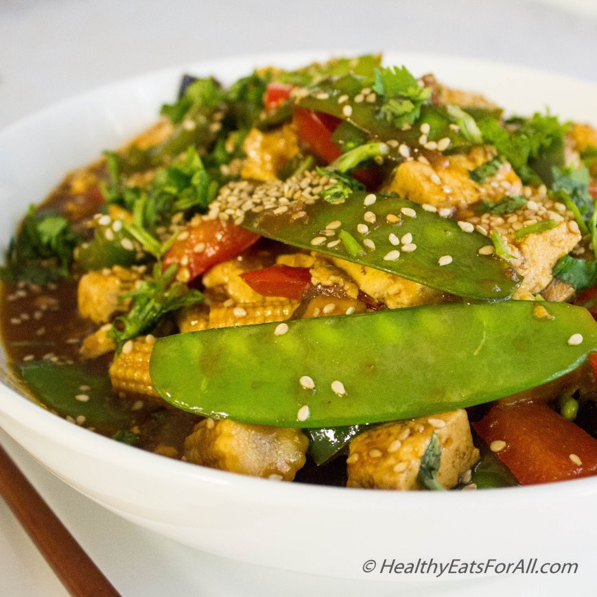 Spicy Hunan Tofu-7