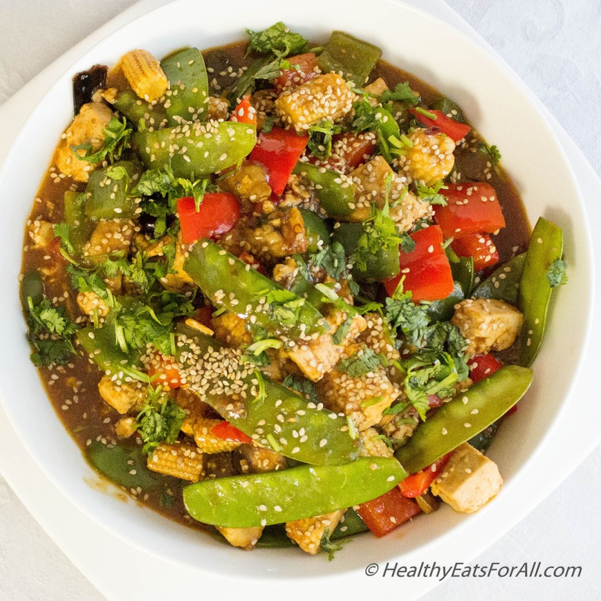 Spicy Hunan Tofu-8a