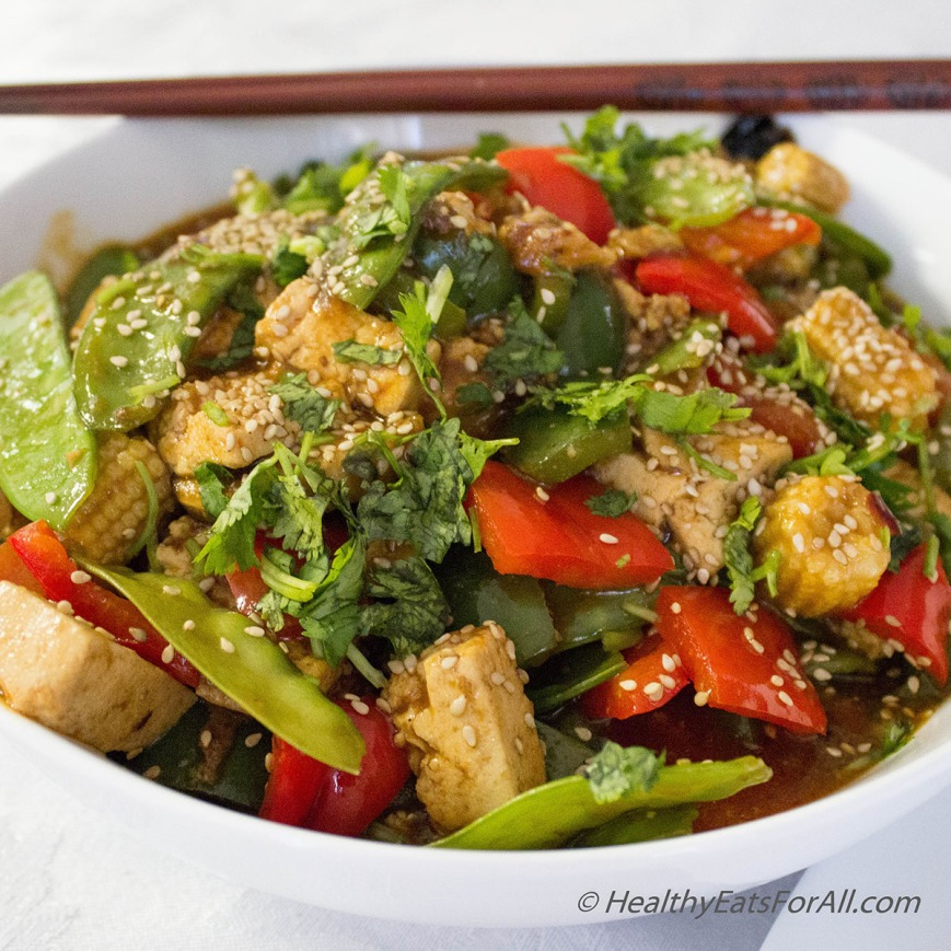 Spicy Hunan Tofu-9a
